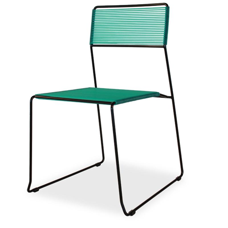 Outdoor Chairs Log Spaghetti